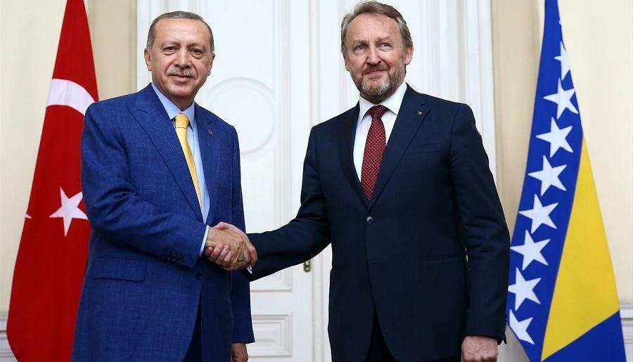 Erdogan Bosnie Izetbegovic complot assassinat
