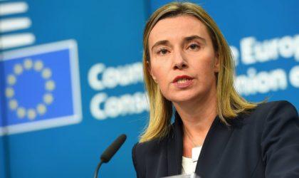 Nucléaire iranien : réunion UE, Allemagne, France Royaume-Uni et Iran mardi à Bruxelles