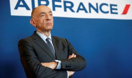 Air France : le PDG Jean-Marc Janaillac annonce sa démission