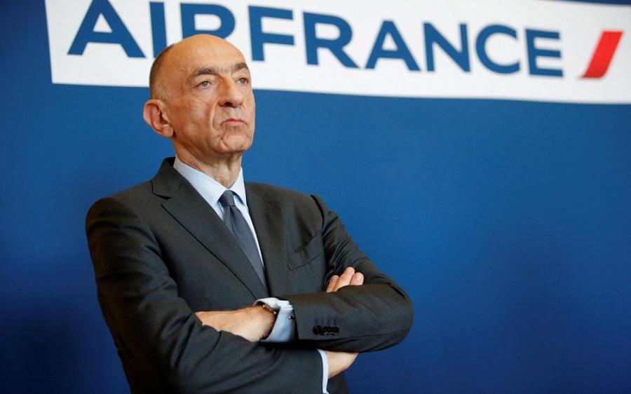 Janaillac Air France