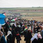 Ghaza manifestation la Nakba