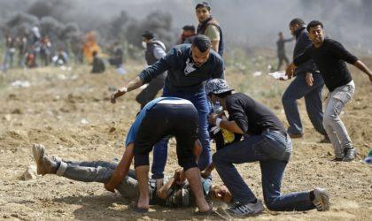 L'Occident demeure indifférent face à l'agression de l'occupant israélien contre les Gazaouis