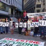 Genève étudiants militants Palestine