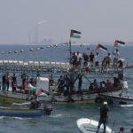 Ghaza blocus Israël mer