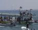 Les Palestiniens tentent de briser le blocus maritime israélien
