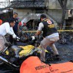 Indonésie attentat églises
