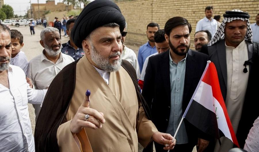 Irak Moktada