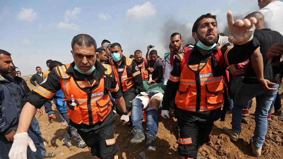 Israël Palestiniens
