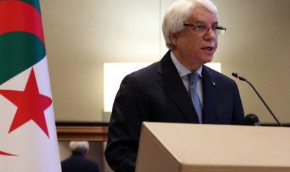 Tayeb Louh : «La réconciliation nationale est un acte civilisationnel qui a inspiré beaucoup de pays»