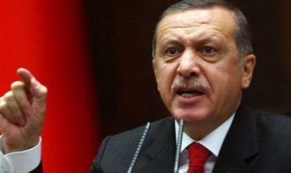 Le Turc Erdogan instrumentalise à nouveau l'histoire de l'Algérie