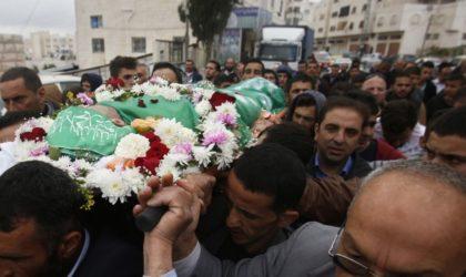 Israël: un soldat condamné pour avoir achevé un Palestinien libéré après neuf mois de prison