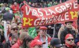 Mobilisation nationale à Paris aujourd'hui
