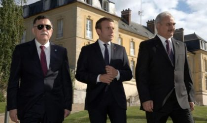 Selon des responsables libyens, Macron veut rallumer la guerre civile
