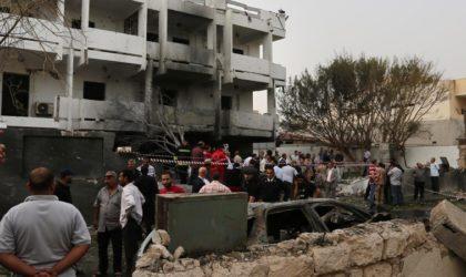 Attentat contre le siège de la Commission électorale à Tripoli : l'Algérie condamne «avec force»
