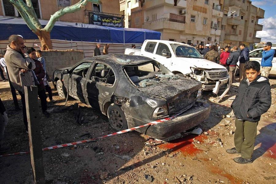 Libye Commission