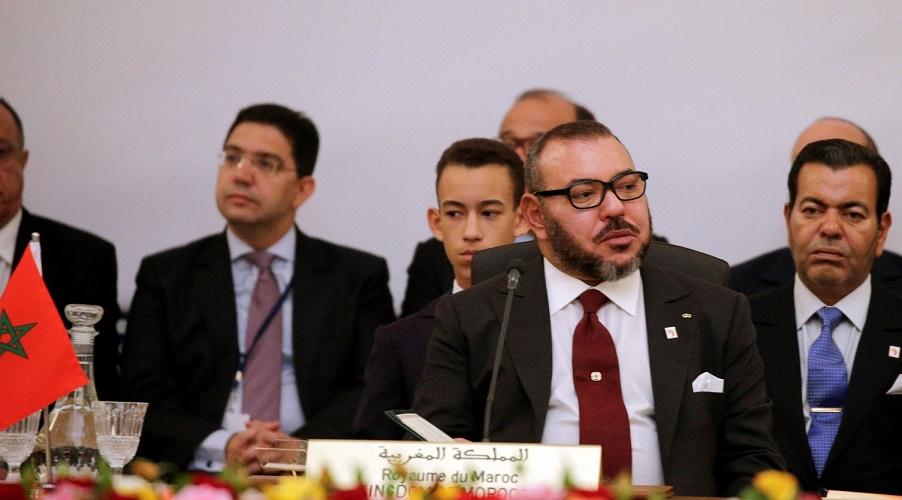 Libye tripartite Maroc