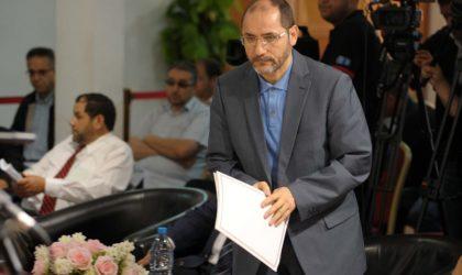 Makri à la tête du MSP : les Frères musulmans se maintiennent en Algérie