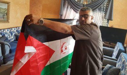 Interview – Le Palestinien Mohamed Madi : «Le régime marocain me menace»