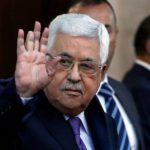 Abbas réélu président OLP et Palestine