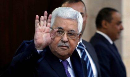 Palestine occupée: Mahmoud Abbas réélu président du comité exécutif de l'OLP