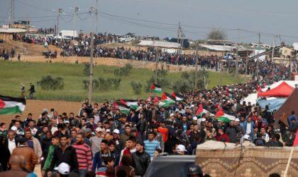 Palestine : appels à la mobilisation contre le transfert de l'ambassade américaine à El-Qods