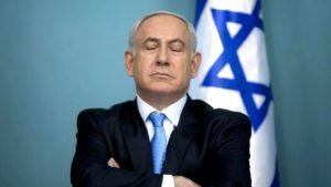 Netanyahu Palestine massacre