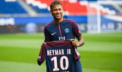 Neymar a «très envie de travailler avec Guardiola»