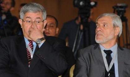 Les islamistes n'excluent pas un «limogeage imminent» d'Ouyahia