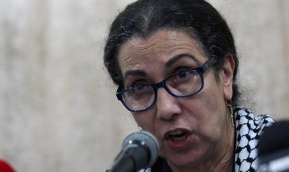 Louisa Hanoune : «Notre priorité est de faire partir ce régime politique !»