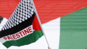 Palestine Suède marche