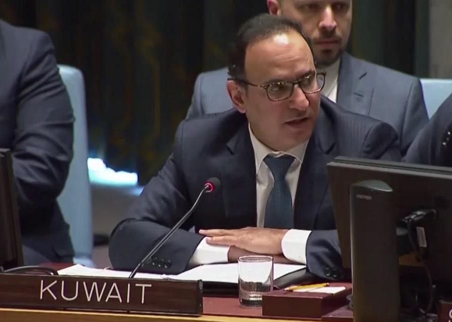 Palestine Koweït