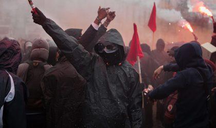 Un grand rassemblement à Paris pour dénoncer la politique d'Emmanuel Macron