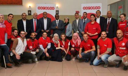 Ooredoo et le Croissant-Rouge algérien organisent des Iftars de solidarité Ramadhan