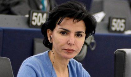 L'agent du Makhzen Rachida Dati humiliée au Parlement européen