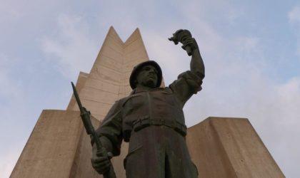 Une stèle des martyrs vandalisée à Béjaïa : les harkis sont parmi nous