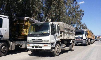 Trois routes nationales fermées par des citoyens : Béjaïa coupée du reste du pays