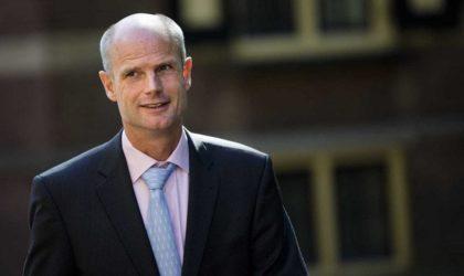 Le ministre hollandais des Affaires étrangères en visite en Algérie