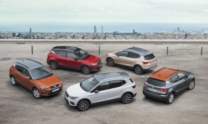 Le plus avancé des crossovers compacts: la nouvelle SEAT Arona arrive en Algérie