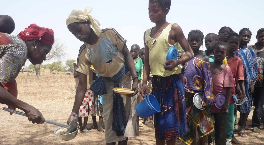 Sahel crise humanitaire