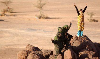 Le président sahraoui : «La victoire sur le Maroc est une question de temps»