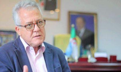 Chihab Seddik: «Se mobiliser pour relever les défis auxquels fait face le pays»