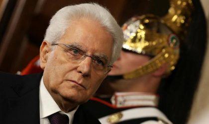 Comme en Algérie : l'Italie interrompt les élections pour sauver la démocratie