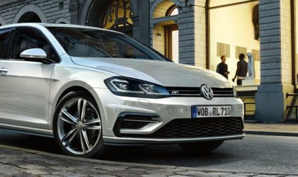 Sovac-Algérie lance la nouvelle finition Volkswagen Golf R-Line