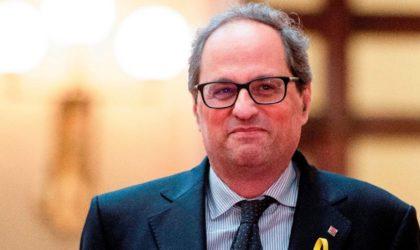 Espagne : feu vert des radicaux à l'élection d'un président indépendantiste en Catalogne