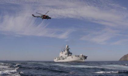 Exercice naval de l'ANP : une réponse aux manœuvres de l'Otan au Maroc