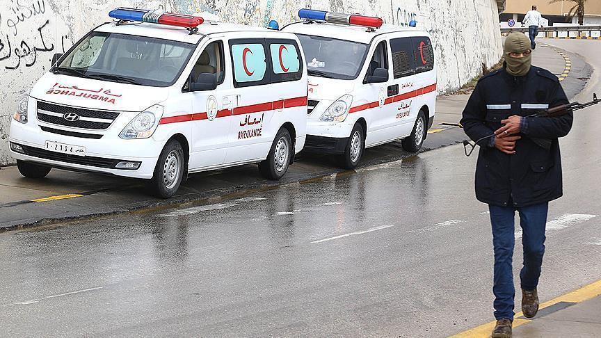 Tripoli attaque