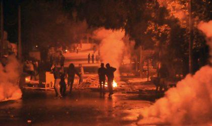 Emeutes à Sidi Bouzid : vers une autre explosion sociale en Tunisie ?