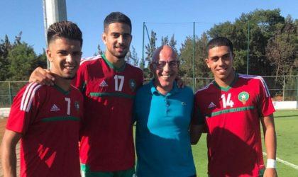 Razzia marocaine pour «récupérer» les joueurs algériens de double nationalité