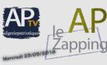 Le Zapping du 23 mai 2018