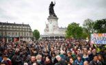 Violences policières : des manifestants dans le monde entier